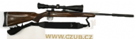 (USED) CZ452-2E AMERICAN with Rifle Scope